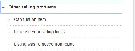 How Do I Increase Ebay Selling Limits Webinterpret Help Center Support